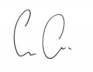 Casey Oakes Signature