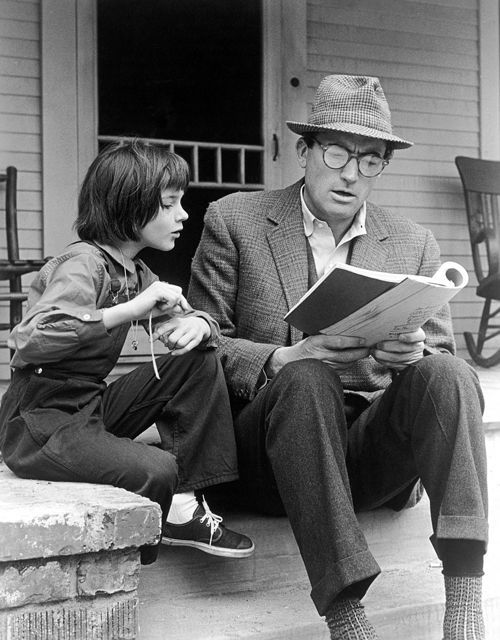 atticus and scout newspaper